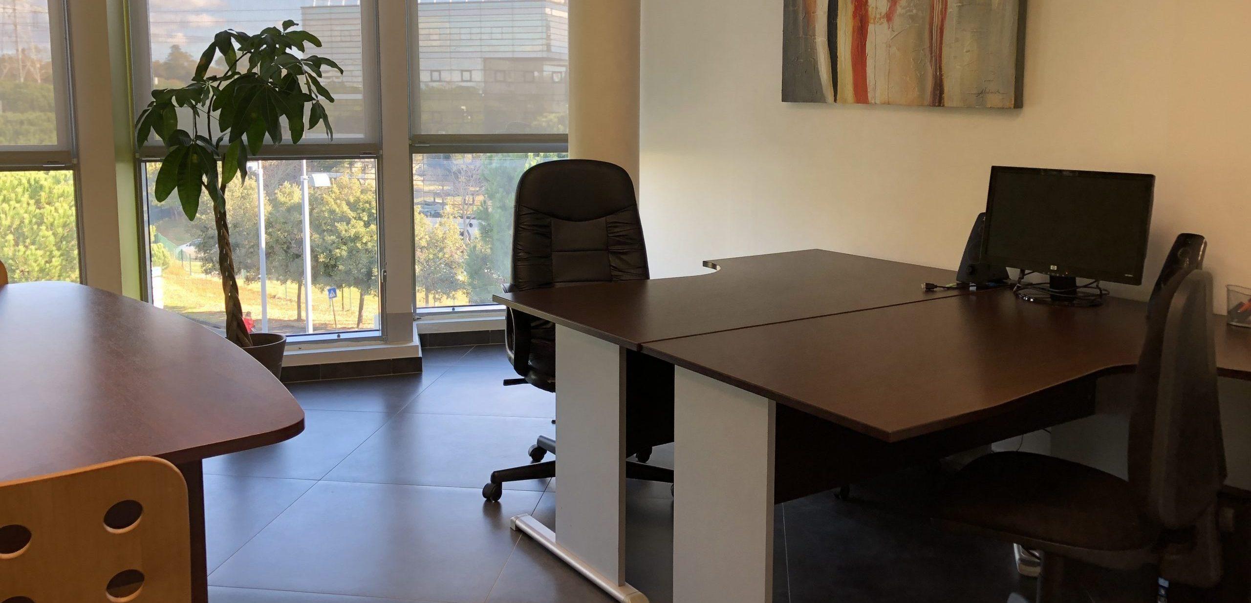 Bureau workplace