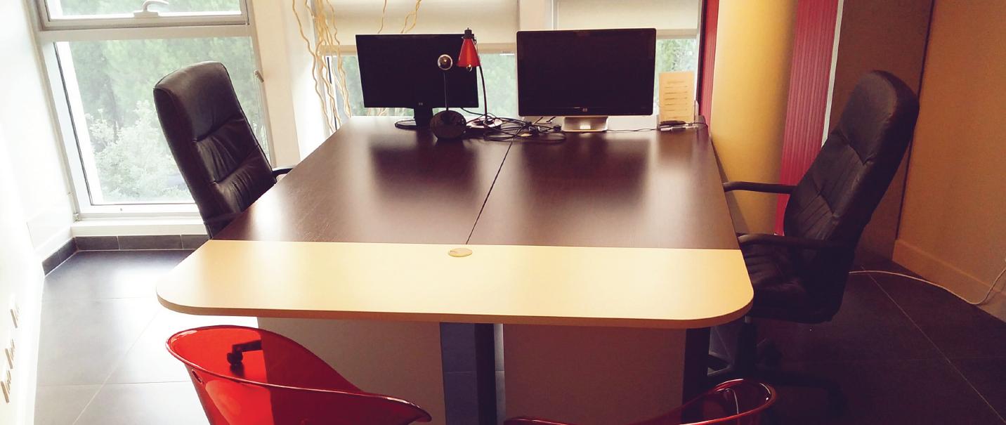 Bureau workstation